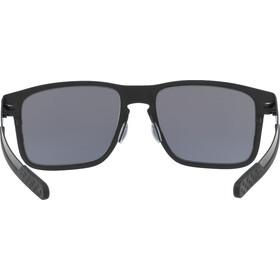 Oakley Holbrook Metal Brille matte black/grey